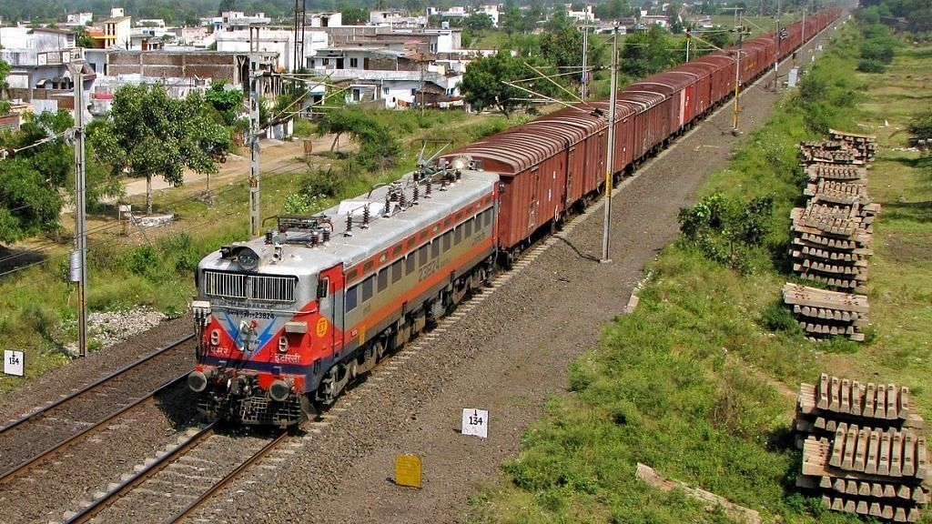 CR transports 6.32 MT freight in May
