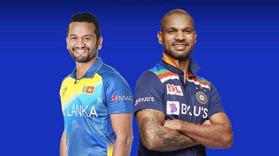 IND VS SL : विजयी हॅट्रिकसाठी 'गब्बरसेना' सज्ज