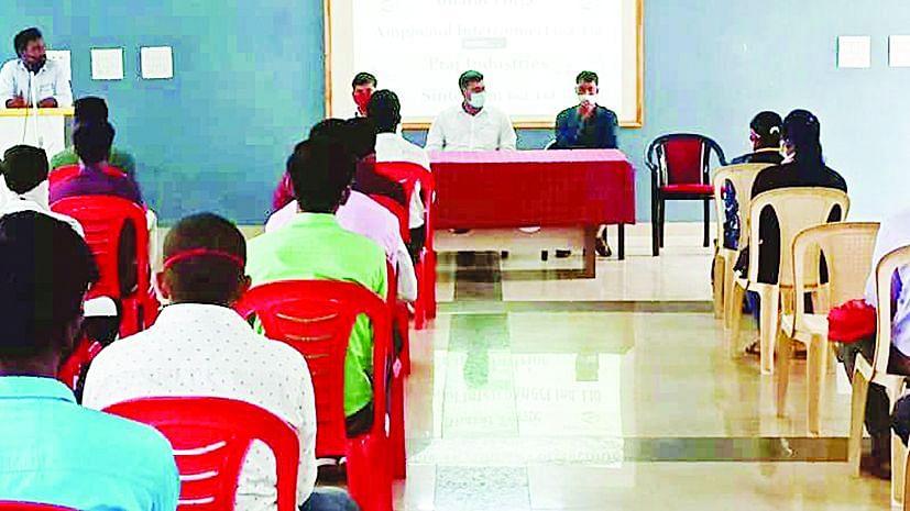 कोविडकाळात अहिंसा पॉलिटेक्निकच्या 207 तरुणांना रोजगार