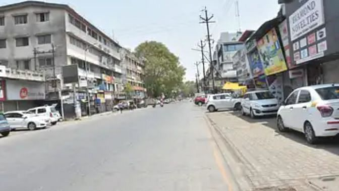 Intact MG road to be reconstructed?