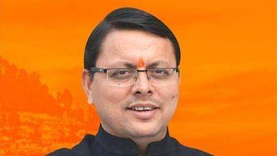 'पुष्कर सिंह धामी' होणार उत्तराखंडचे नवे मुख्यमंत्री