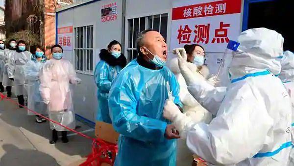 करोना : चीन पुन्हा संकटात