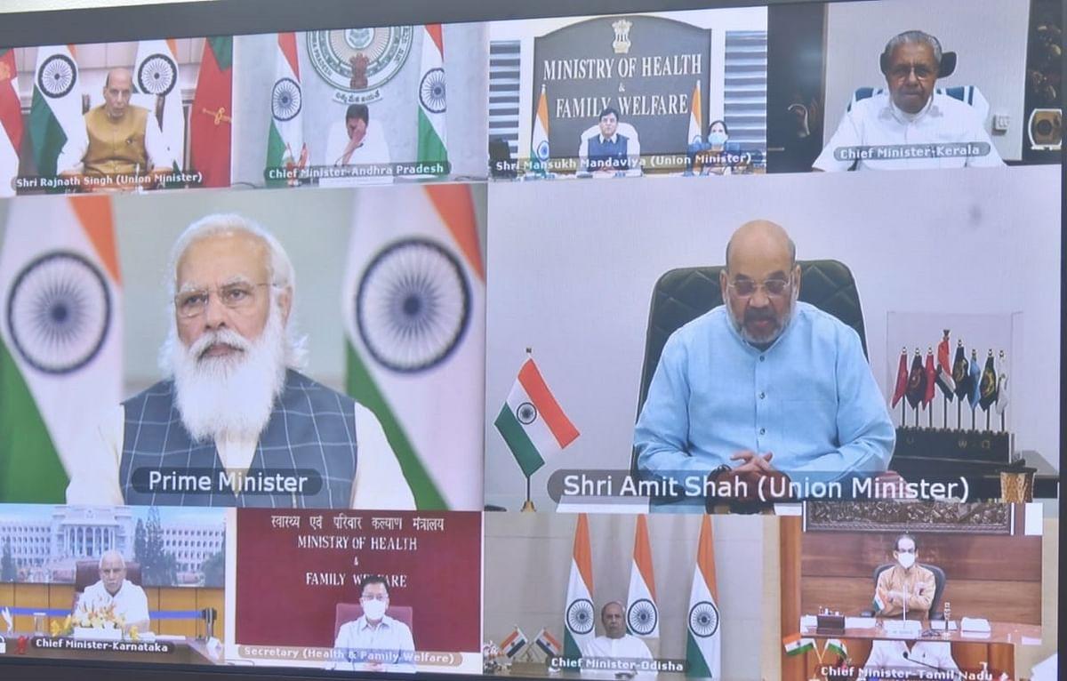 COVID19 : महाराष्ट्रातील वाढत्या रुग्णसंख्येबाबत पंतप्रधानांनी व्यक्त केली चिंता, म्हणाले..