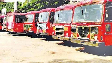 MSRTC's scrap bus auction today