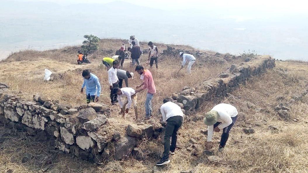 Stop neglecting the forts, demands Shivakarya Gadkot Conservation Society