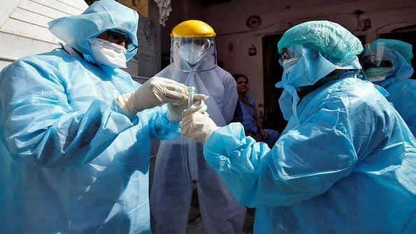 42,766 new nCoV cases, 29,933,538 cured in India