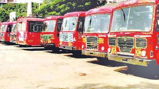 MSRTC freight service