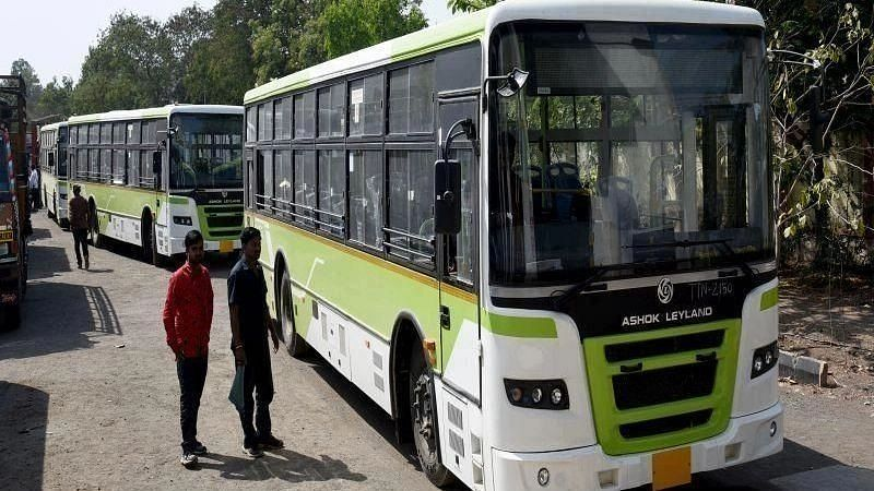 NMC's bus service earns Rs.2.5 lakh revenue on Friday
