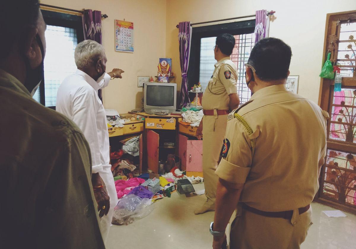 पाचेगावात बंद घराचा दरवाजा तोडून 15 हजाराची चोरी