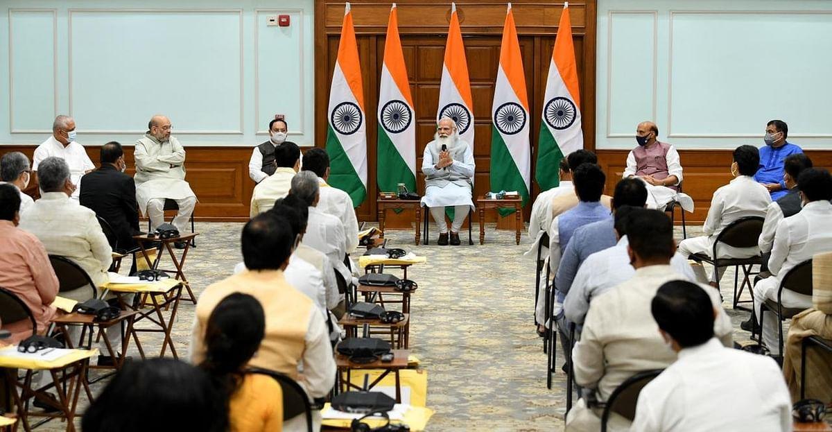 Modi Cabinet Expansion : जाणून घ्या, मोदींच्या नव्या मंत्री मंडळात वर्णी लागलेल्या महाराष्ट्रातील चार खासदारांबद्दल