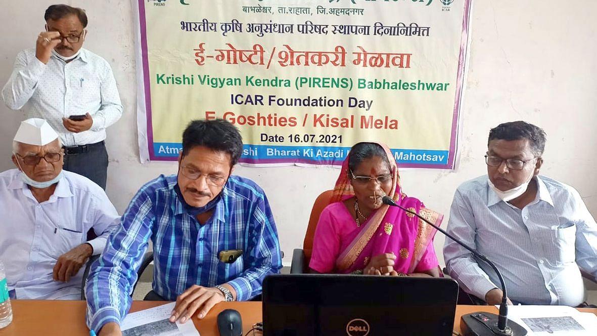 स्थानिक बियाण्याचे जतन होणे गरजेचे : राहिबाई पोपेरे