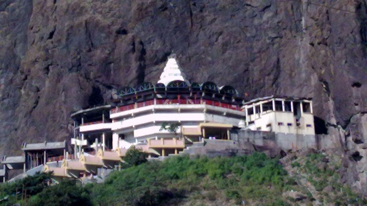Online darshan of Saptashringi Devi