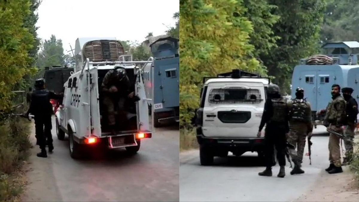 पुलवामात सुरक्षा दलाला मोठं यश; लष्कर-ए-तोयबाच्या कमांडरसह तिघांचा खात्मा