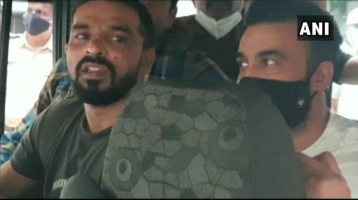 राज कुंद्रा आणि रायन जाँर्नला २३ जुलैपर्यंत पोलीस कोठडी