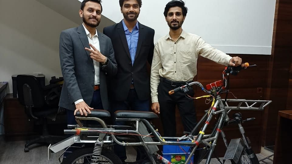 Nashik based start-up gets national recognition