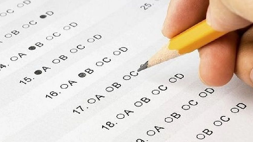 Exam in Marathi for the first time