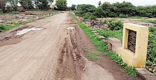 धोकादायक पूल दुरुस्त करण्याची मागणी