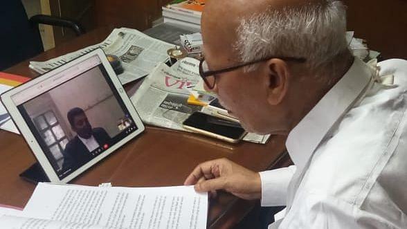 Court starts functioning in virtual mode