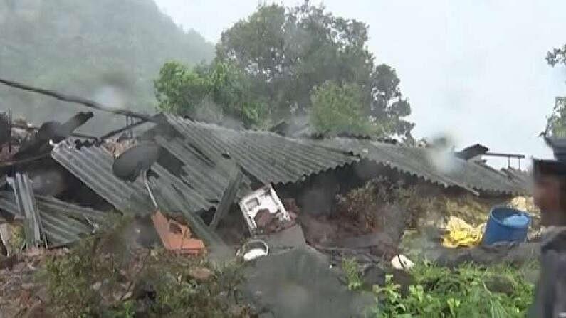 Maharashtra Rain : पावसाचा हाहाकार! दरड कोसळून तब्बल ३२ जणांचा मृत्यू