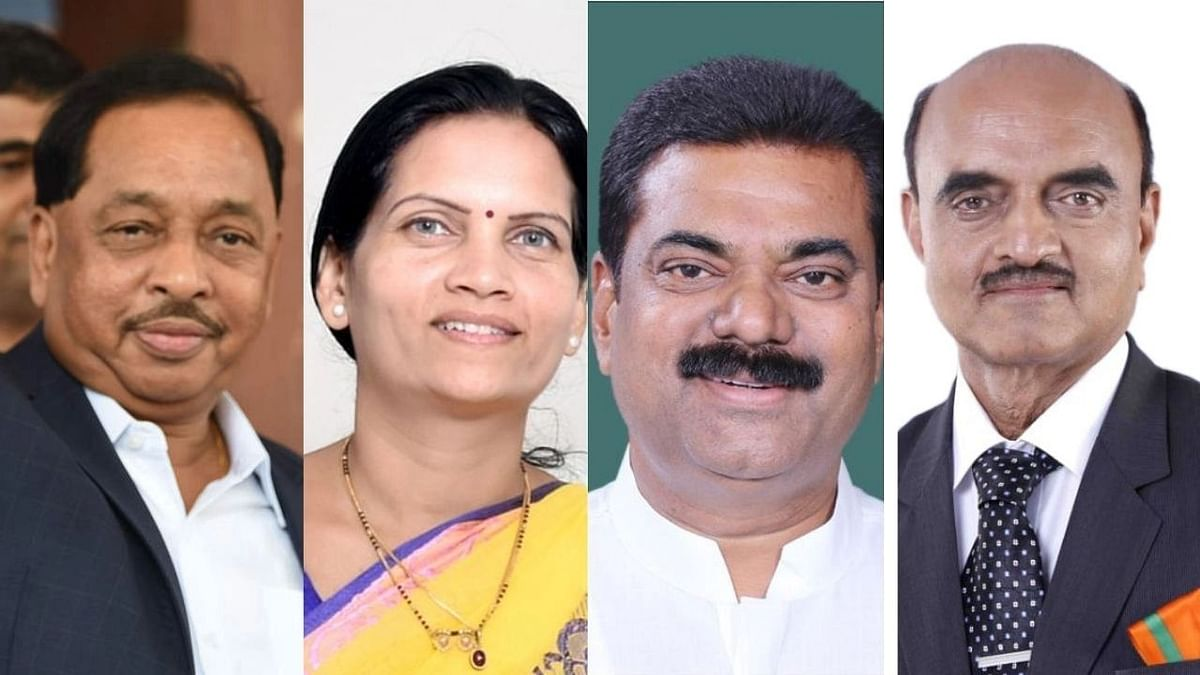 Modi cabinet expands with induction of 43 new ministers