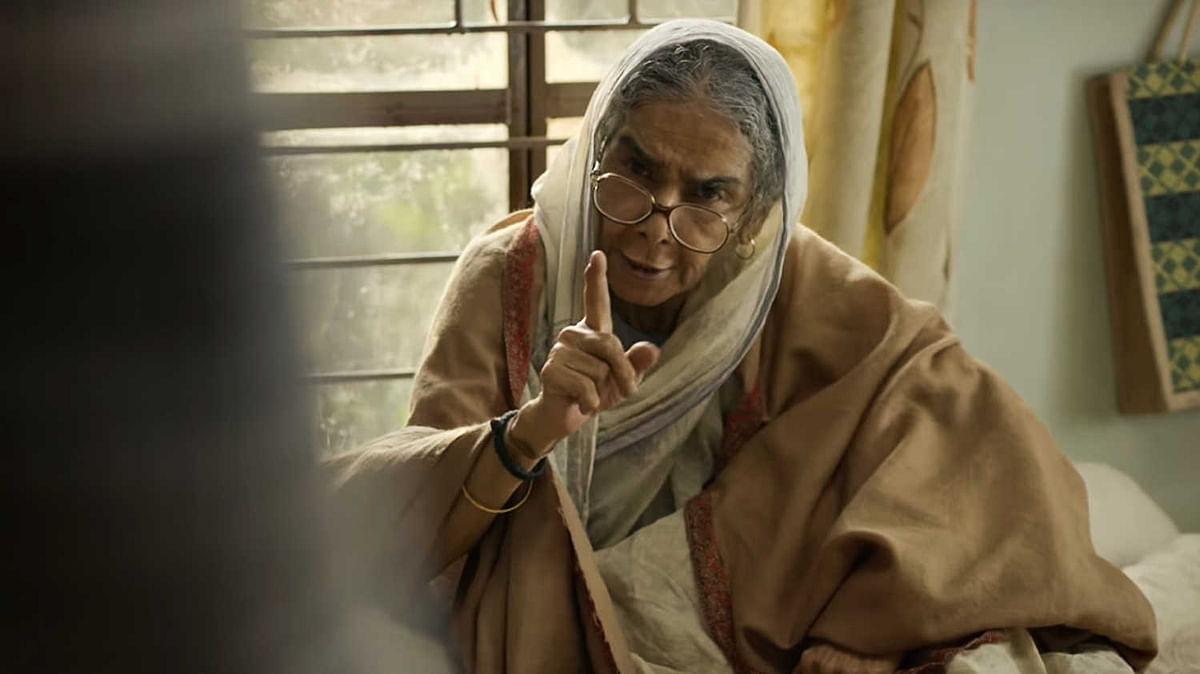 Surekha Sikri : टीव्हीच्या 'आजीबाई' सुरेखा सिक्री यांच्याबद्दल 'या' गोष्टी माहित आहे का?