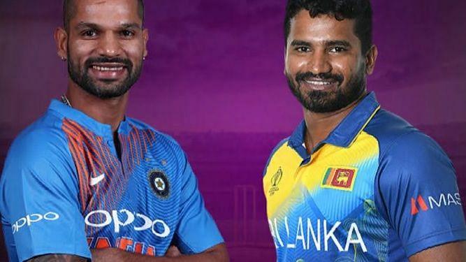 भारत-श्रीलंका मालिकेवर कोरोनाचे सावट