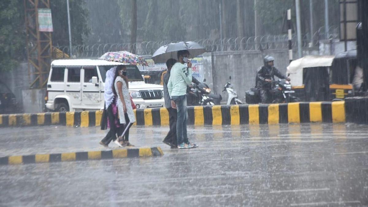 नाशिक जिल्ह्यात ६३ टक्के पाऊस