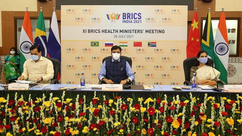ब्रिक्स बैठकीत नवनियुक्त केंद्रीय राज्यमंत्री डॉ भारती पवार म्हणाल्या...