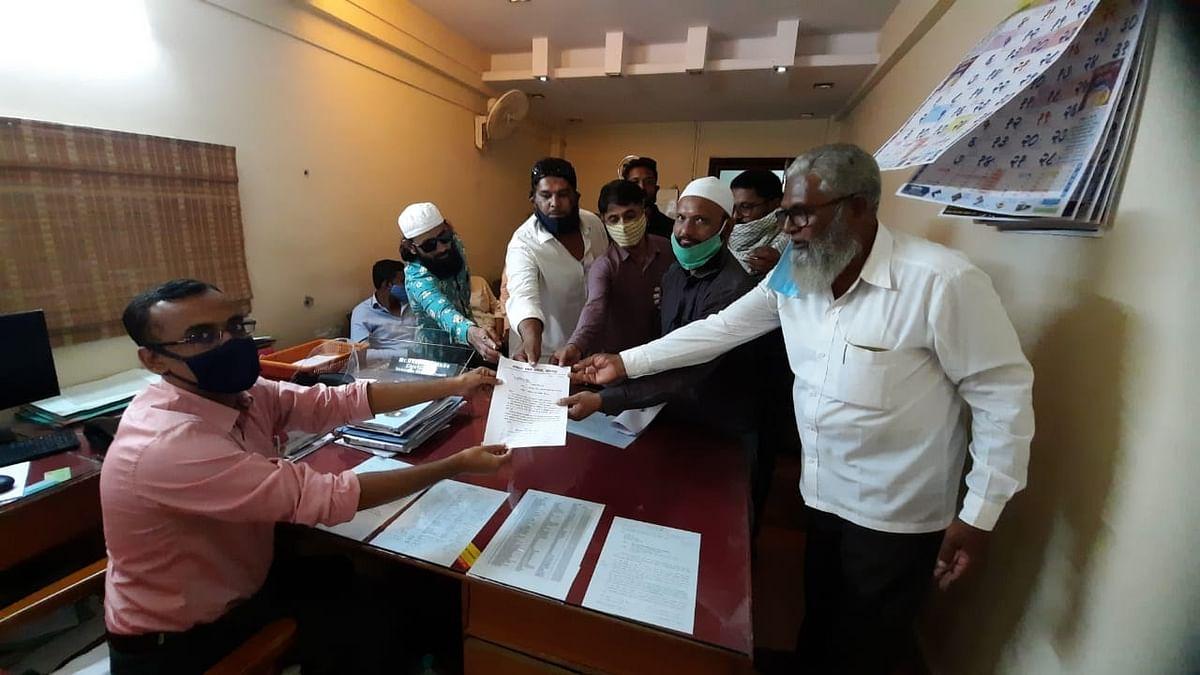 श्रीरामपूर : संजयनगर, ईदगाह मैदान परिसराच्या नामांतरास नागरिकांचा विरोध