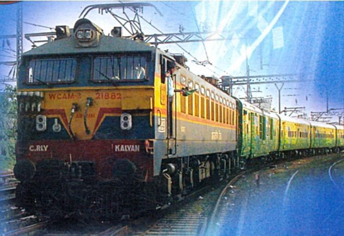 मुंबईतील पावसामुळे या रेल्वे गाड्या रद्द