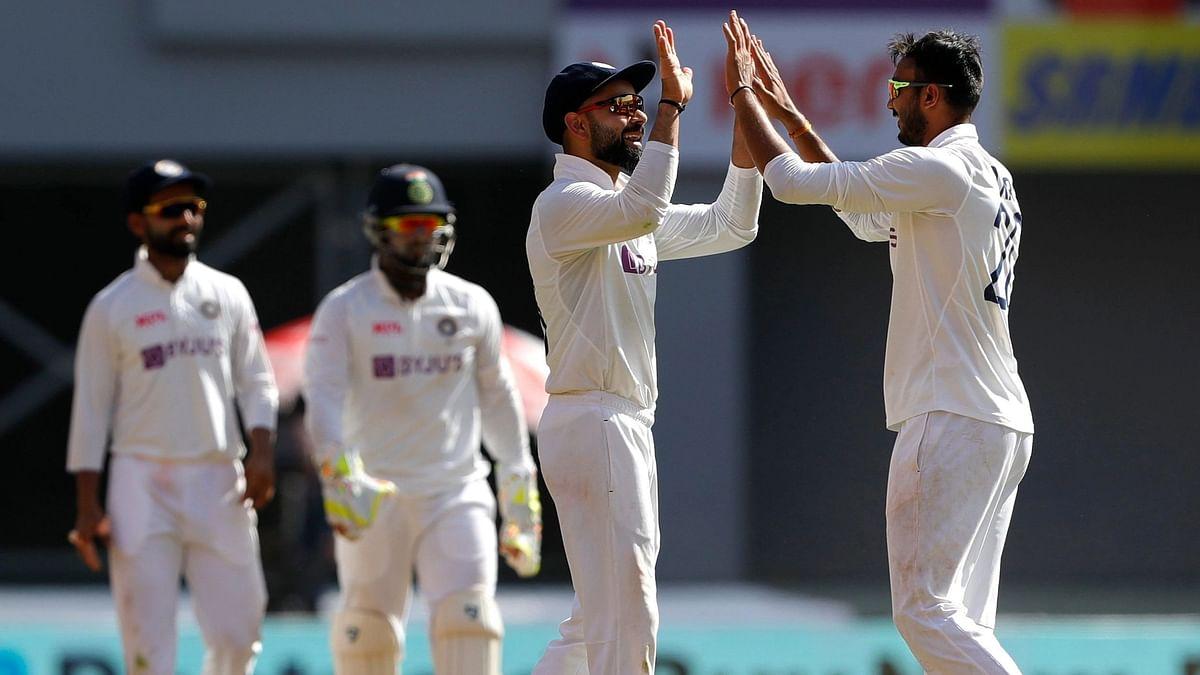 IND vs ENG : तब्बल ५० वर्षांनी ओव्हलवर झळकला तिरंगा; इंग्लंड १५७ धावांनी पराभूत