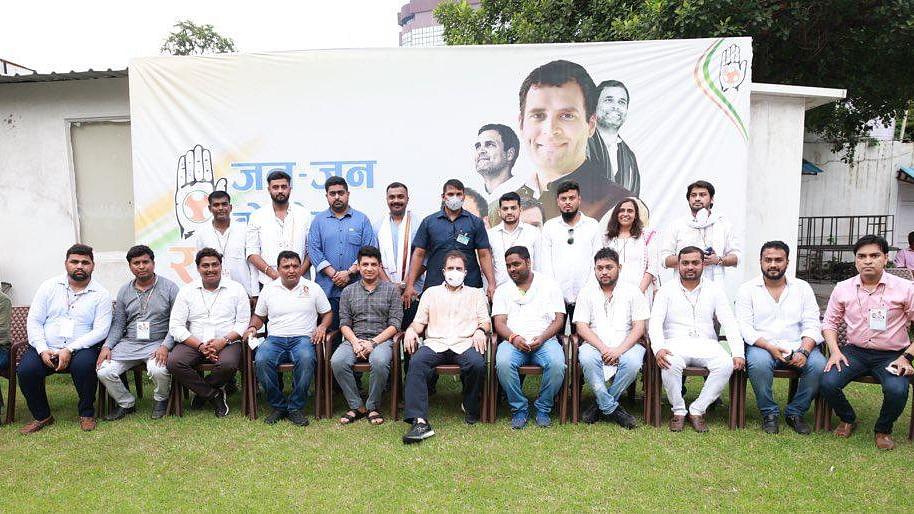 'प्रदेश युवक'च्या नेत्यांना राहुल गांधींनी दिल्लीत बोलावले आणि म्हणाले...