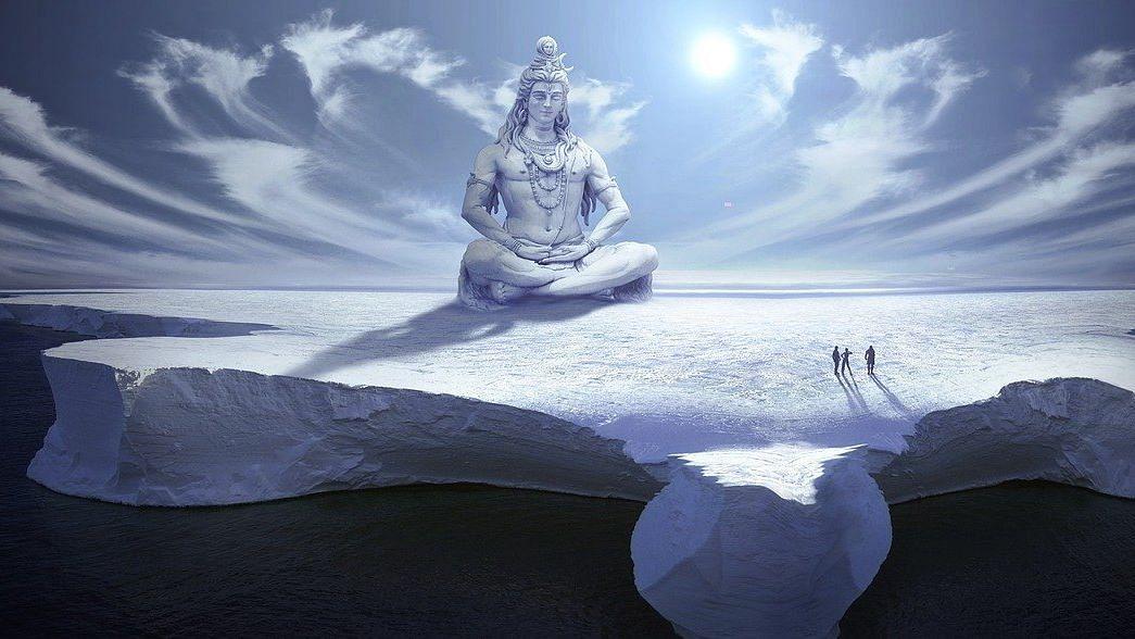 The holy month of Shravan