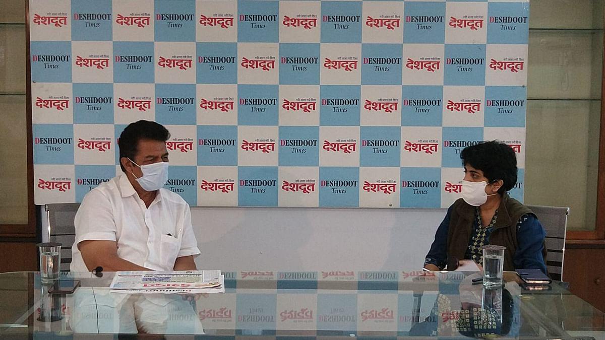 Video : करोना काळात शेतीने स्थैर्य दिलं - डॉ. सुधीर तांबे