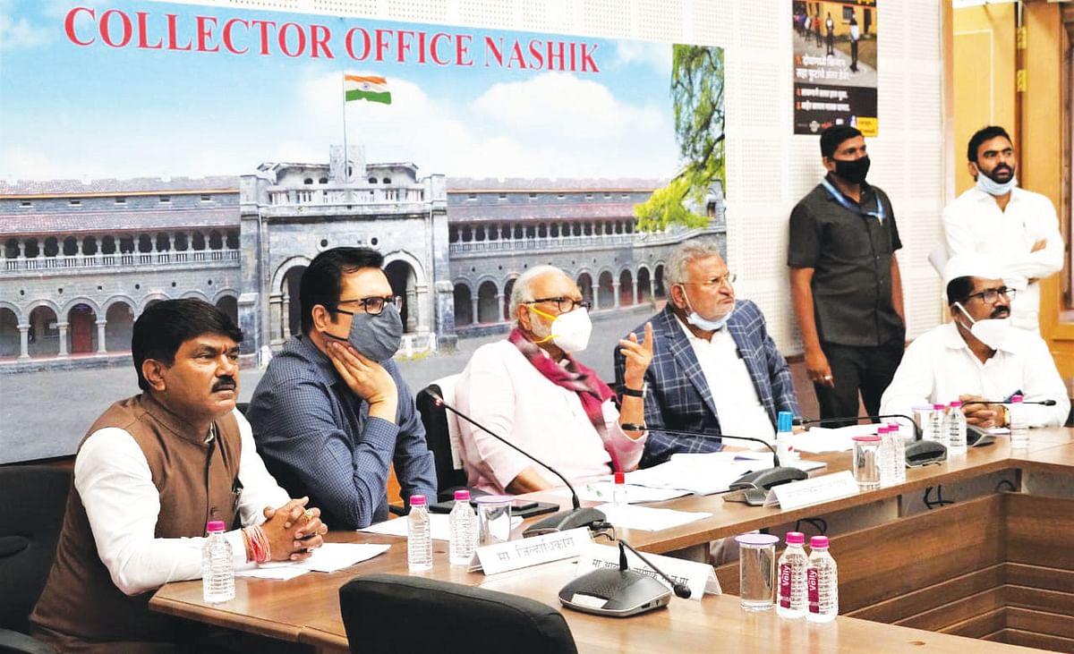 Mumbai-Nagpur high-speed railway: Ensure micro-level planning to benefit Nashik: Minister