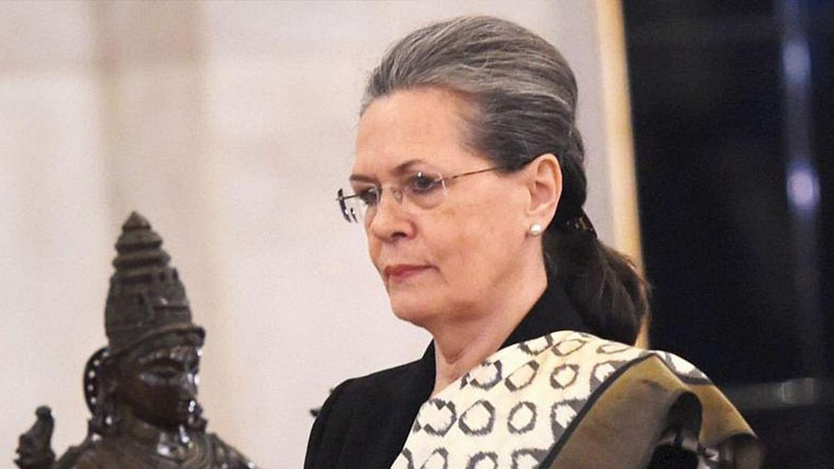मोदी सरकारविरोधात विरोधक एकत्र; सोनिया गांधी यांच्या नेतृत्वाखाली आज बैठक