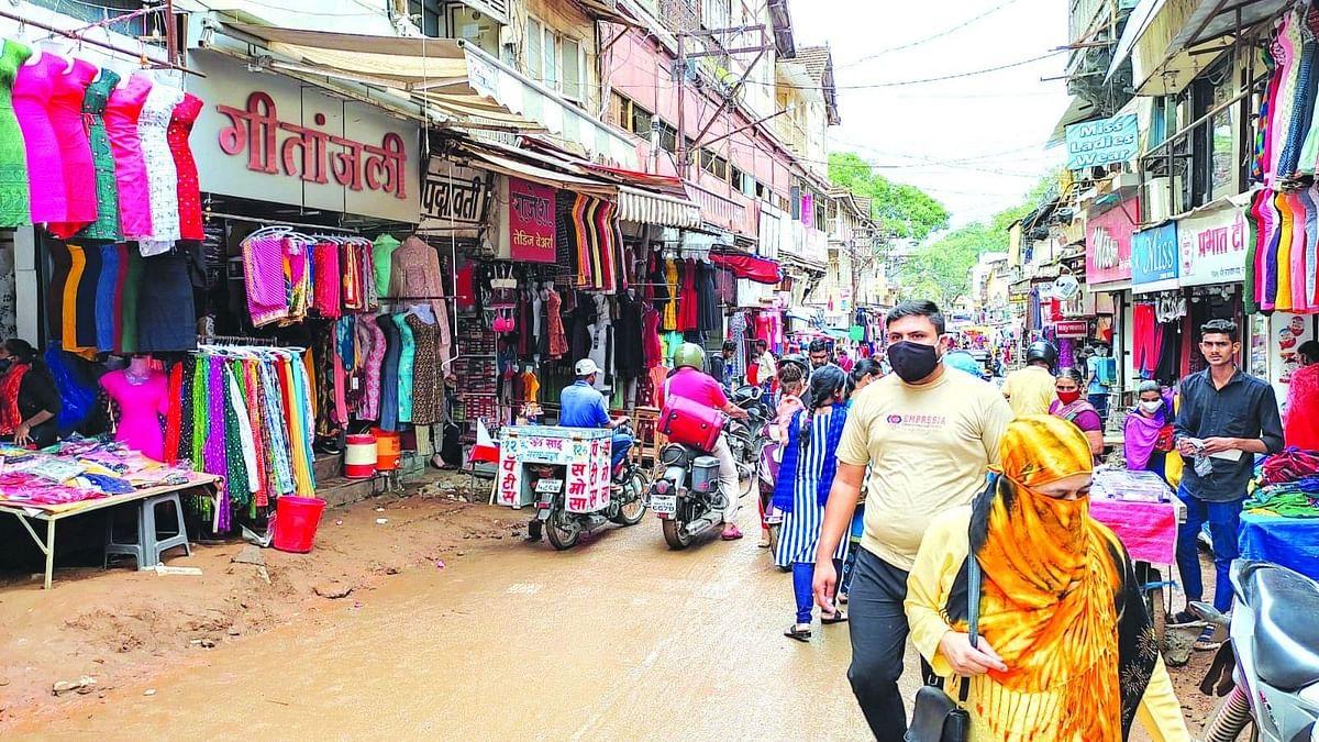 Encroachments galore on smart road