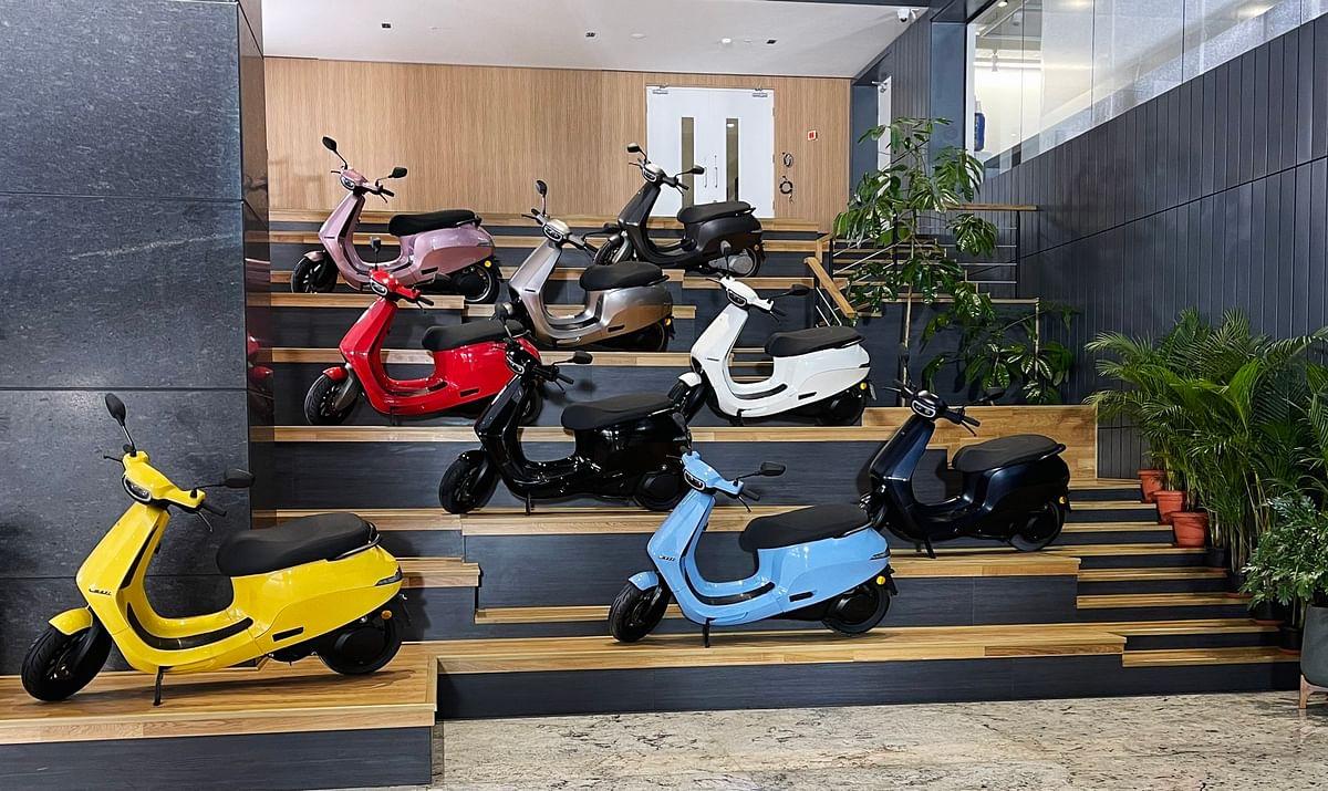OLA e-scooter भारतात झाली लाँच; जाणून घ्या स्कूटरची खास वैशिष्ठे