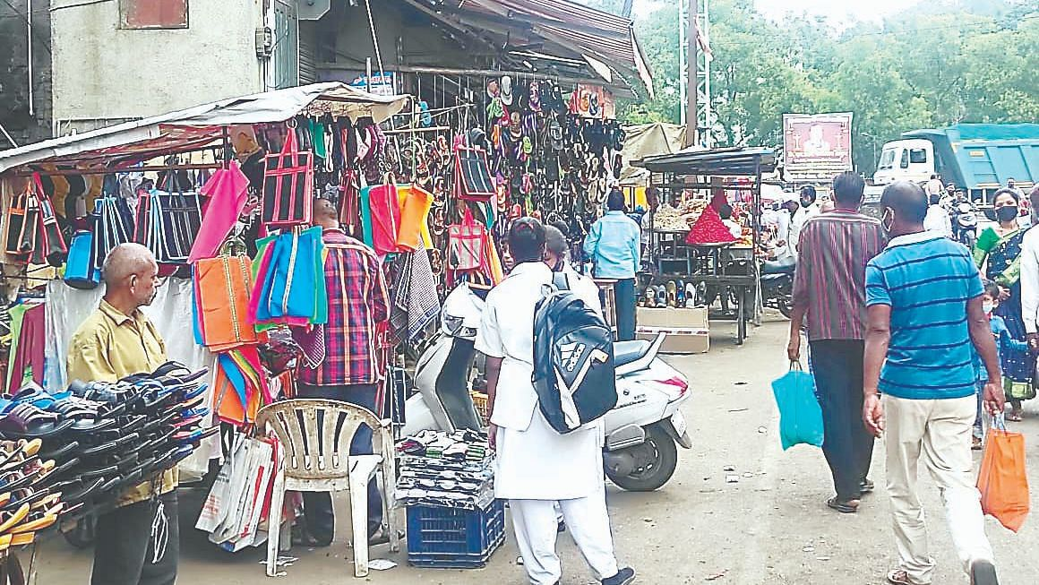 Encroachments on rise in Satpur area