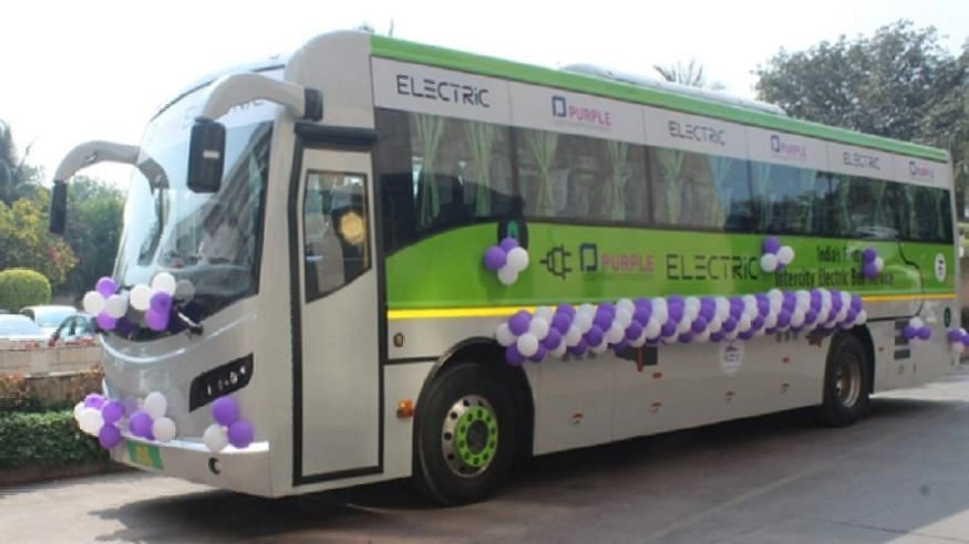 औरंगाबाद शहरात लवकरच धावणार 'इलेक्ट्रिक स्मार्ट बस'