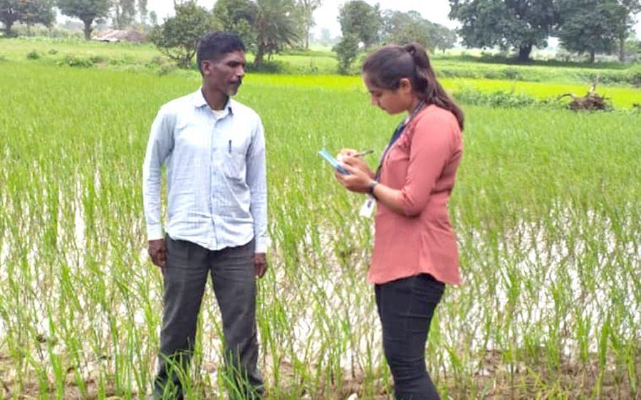 शेतकर्यांना काळ्या तांदळाच्या लागवडीबाबत मार्गदर्शन
