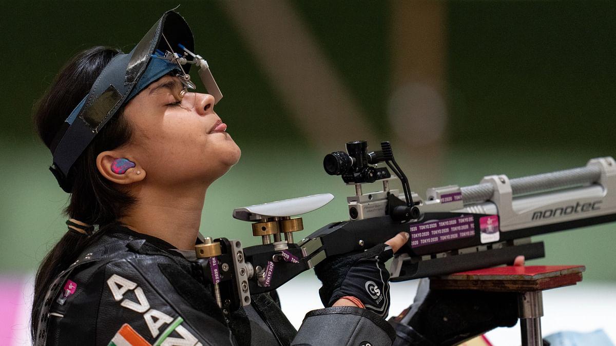 Tokyo Paralympics : नेमबाजीत भारताला सुवर्णपदक, अवनी लेखराचा सुवर्णवेध