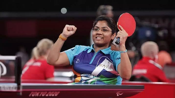 Tokyo Paralympics: राष्ट्रीय क्रीडादिनी भारताला भेट, भाविना पटेलनं रचला 'चंदेरी' इतिहास