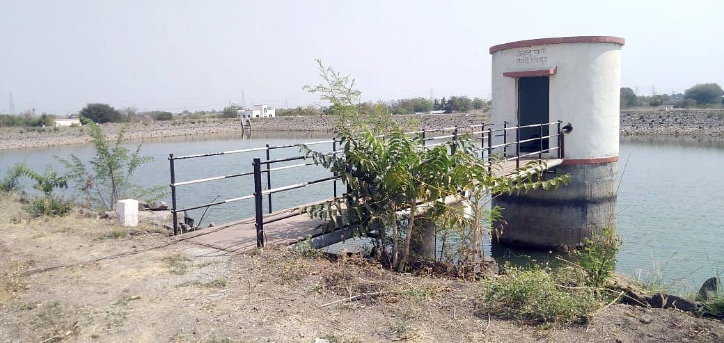 पिंपरी निर्मळ पाणी योजना ठरली ग्रामस्थांसाठी वरदान