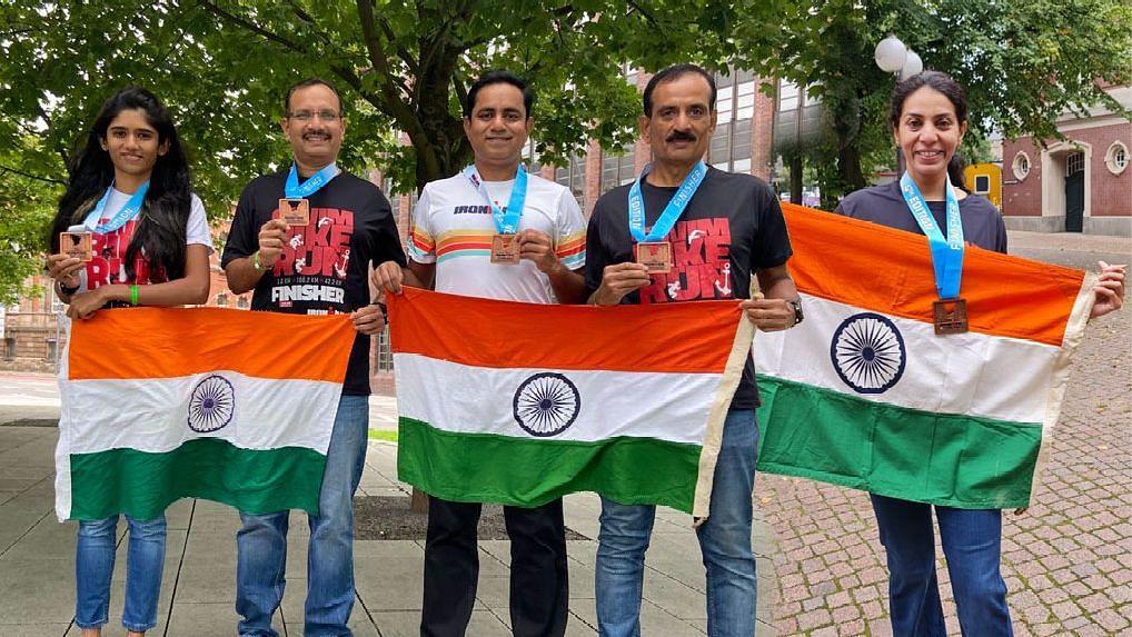 Dr. Devika Patil first fastest Indian lady