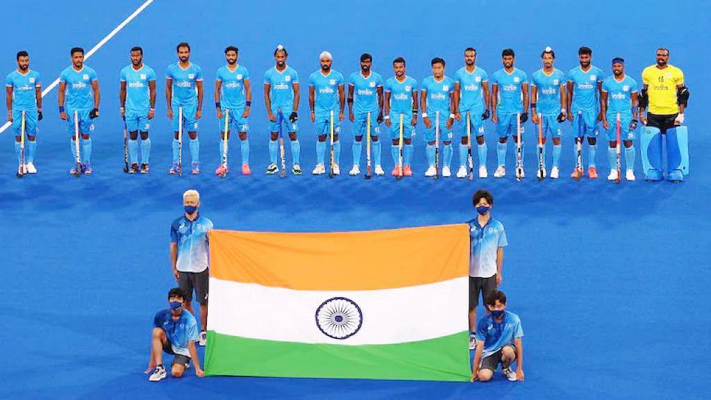 भारतीय पुरुष हॉकी संघाचे मंत्री भुजबळांकडून कौतुक