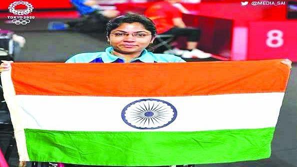 Bhavina Patel clinches historic silver