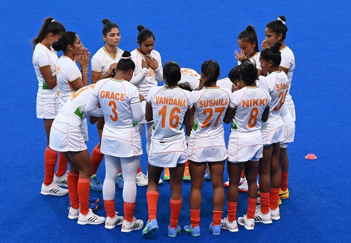 Tokyo Olympics : सेमीफायनलमध्ये भारताच्या महिला हॉकी संघाचा पराभव, पण...