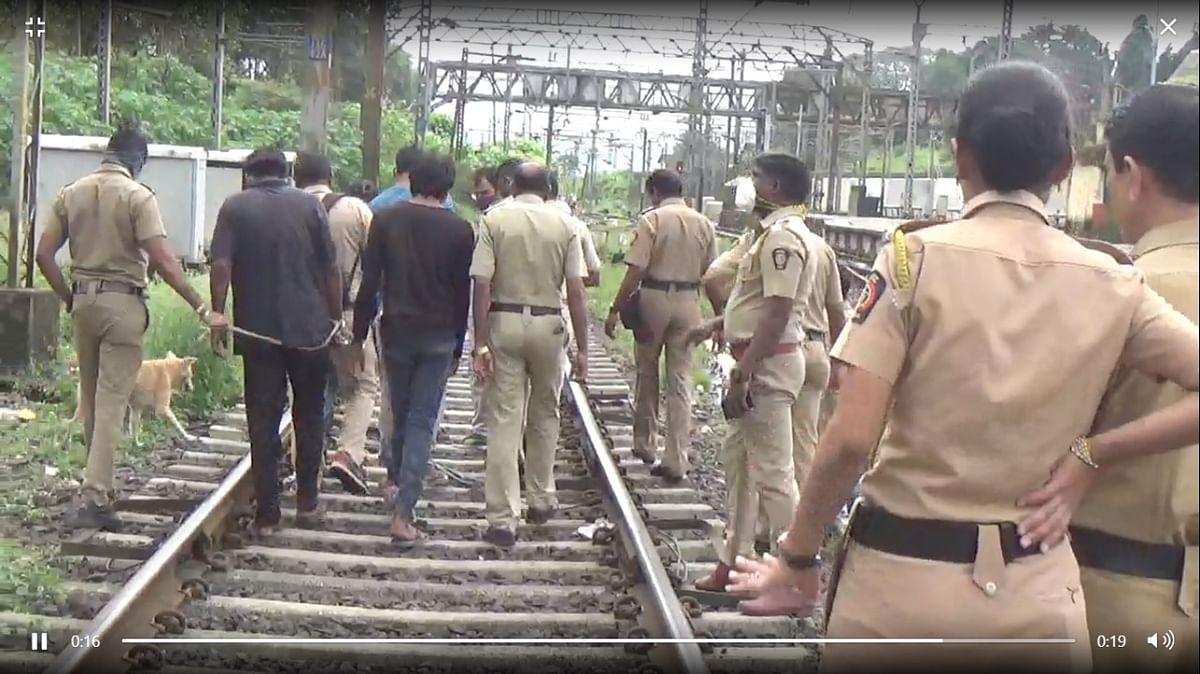 इगतपुरीत रेल्वेचे सिग्नल टेम्परिंग करत लुटायचे प्रवाशांना, चौघांना अटक