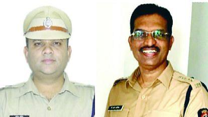 पोलीस अधीक्षक महेंद्र पंडीत यांची मुंबईला बदली, पी.आर.पाटील नवे एसपी